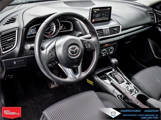 2016 Mazda Mazda3 GS (Stk: D5190303A) in Markham - Image 11 of 27