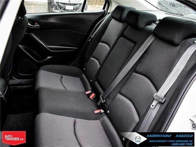 2016 Mazda Mazda3 GS (Stk: D5190303A) in Markham - Image 13 of 27