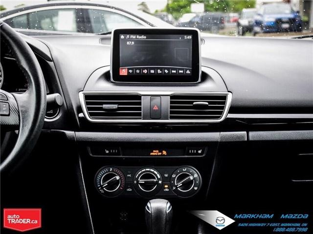 2016 Mazda Mazda3 GS (Stk: D5190303A) in Markham - Image 16 of 27