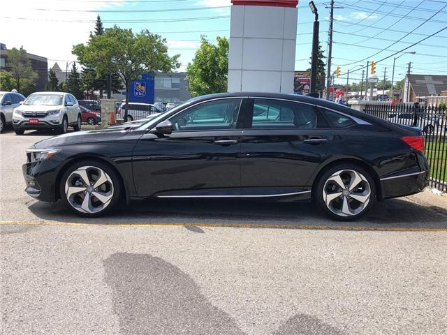 2018 Honda Accord Touring 2.0T (Stk: 57376A) in Scarborough - Image 2 of 24