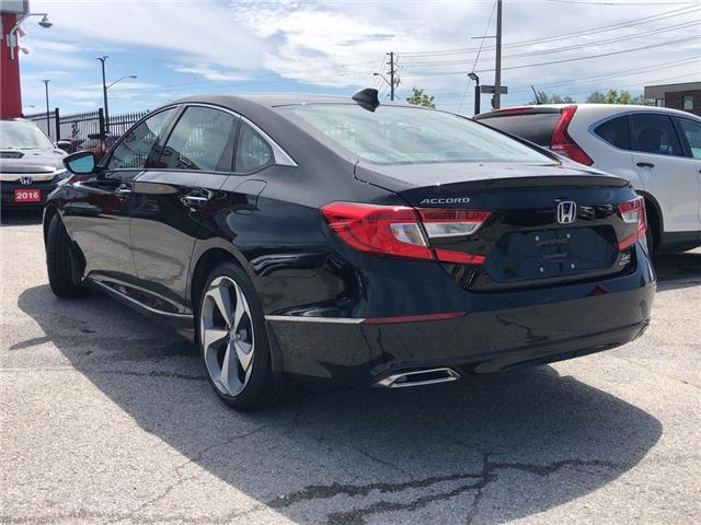 2018 Honda Accord Touring 2.0T (Stk: 57376A) in Scarborough - Image 3 of 24