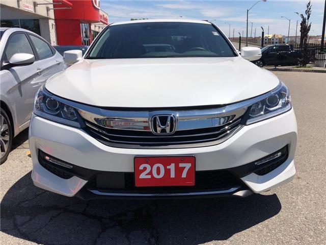 2017 Honda Accord EX-L V6 (Stk: 57590A) in Scarborough - Image 6 of 23
