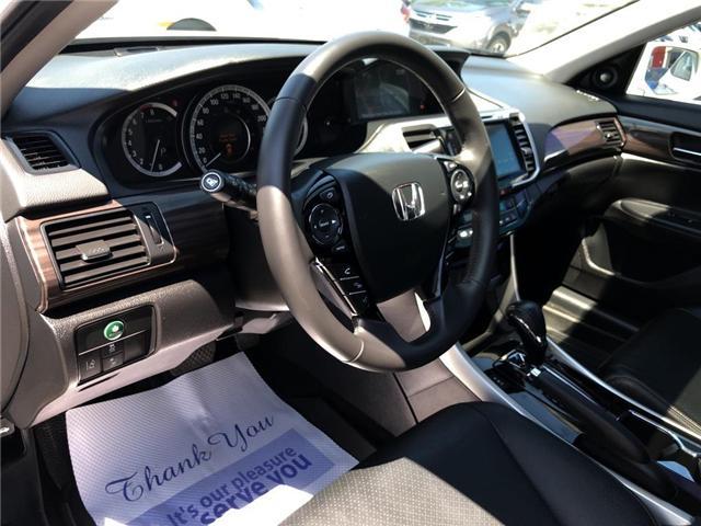 2017 Honda Accord EX-L V6 (Stk: 57590A) in Scarborough - Image 8 of 23