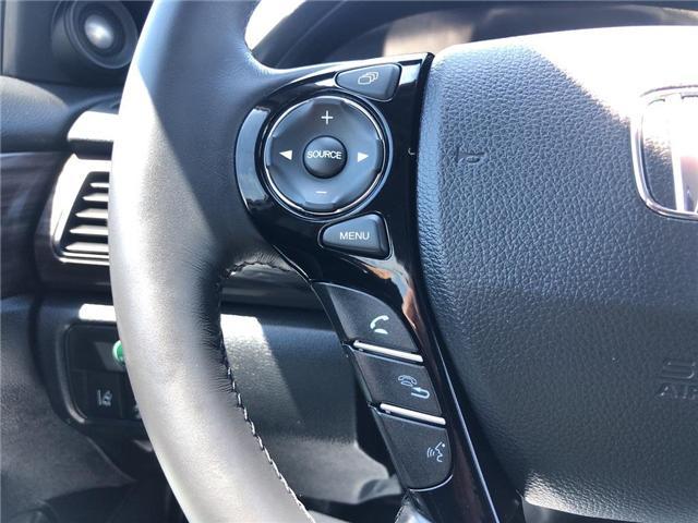 2017 Honda Accord EX-L V6 (Stk: 57590A) in Scarborough - Image 10 of 23