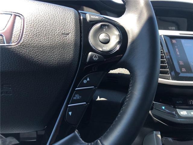 2017 Honda Accord EX-L V6 (Stk: 57590A) in Scarborough - Image 12 of 23