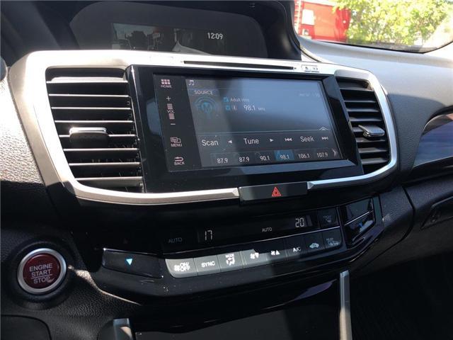 2017 Honda Accord EX-L V6 (Stk: 57590A) in Scarborough - Image 16 of 23