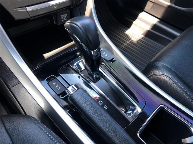 2017 Honda Accord EX-L V6 (Stk: 57590A) in Scarborough - Image 18 of 23