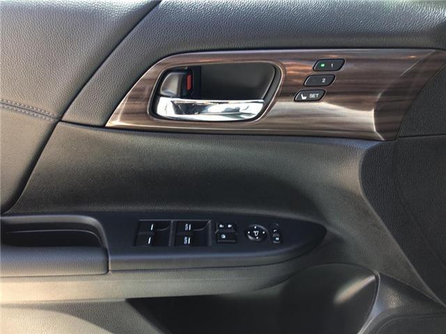 2017 Honda Accord EX-L V6 (Stk: 57590A) in Scarborough - Image 19 of 23