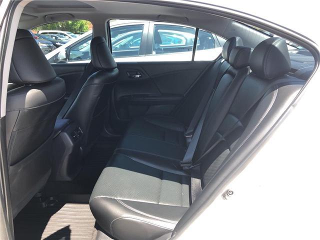 2017 Honda Accord EX-L V6 (Stk: 57590A) in Scarborough - Image 22 of 23