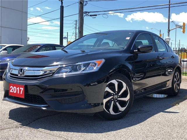 2017 Honda Accord LX (Stk: 57804A) in Scarborough - Image 1 of 21