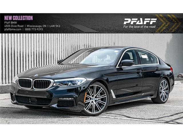2019 BMW 540i xDrive (Stk: 21656) in Mississauga - Image 1 of 21
