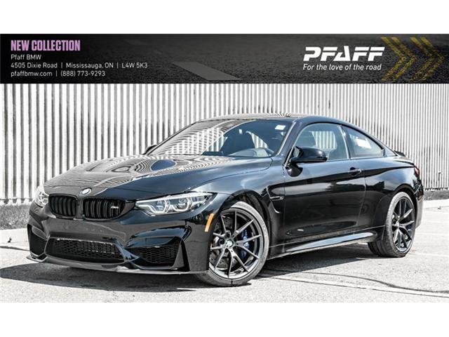2019 BMW M4 CS (Stk: 21971) in Mississauga - Image 1 of 22