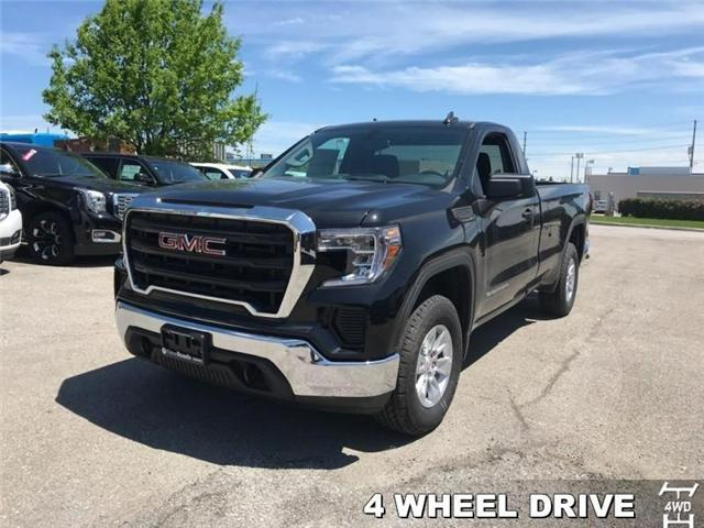 2019 GMC Sierra 1500 Base (Stk: G164199) in Newmarket - Image 1 of 21