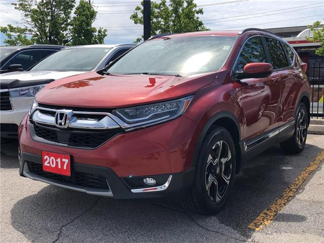 2017 Honda CR-V Touring (Stk: 57577A) in Scarborough - Image 1 of 22