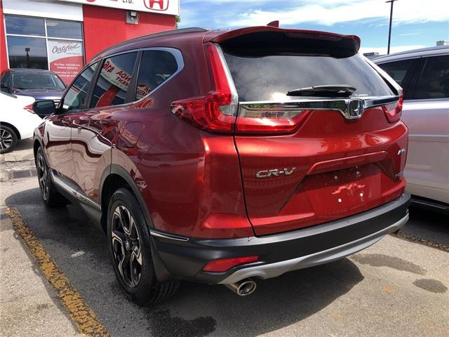 2017 Honda CR-V Touring (Stk: 57577A) in Scarborough - Image 2 of 22