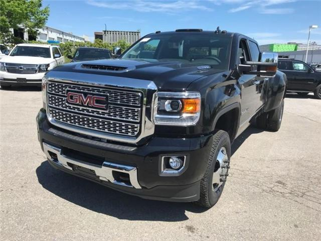 2019 GMC Sierra 3500HD Denali (Stk: F261960) in Newmarket - Image 1 of 22