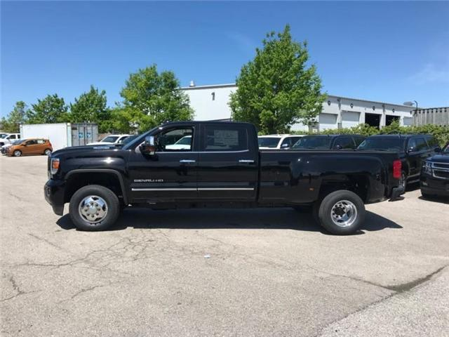 2019 GMC Sierra 3500HD Denali (Stk: F261960) in Newmarket - Image 2 of 22