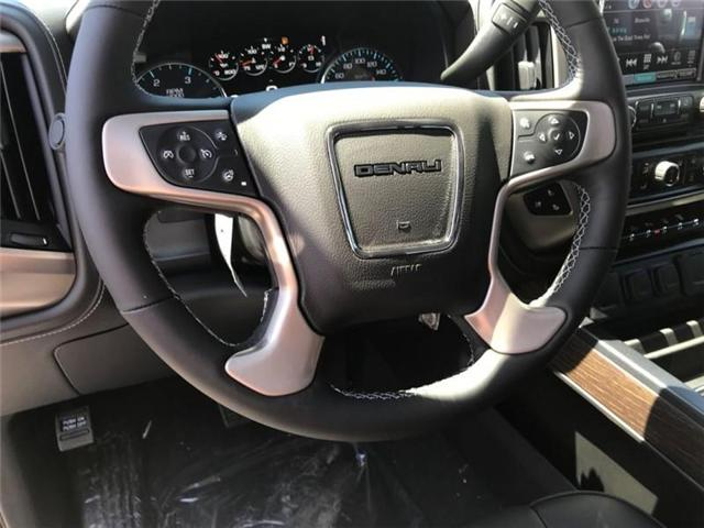 2019 GMC Sierra 3500HD Denali (Stk: F261960) in Newmarket - Image 15 of 22