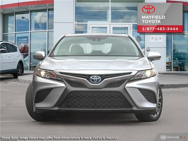 2019 Toyota Camry Hybrid SE (Stk: 1961695) in Edmonton - Image 2 of 24