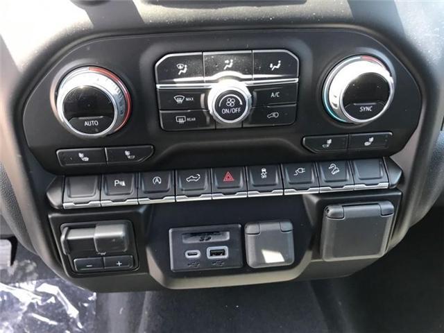 2019 Chevrolet Silverado 1500 LT (Stk: Z287310) in Newmarket - Image 17 of 23