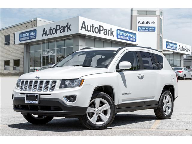 2017 Jeep Compass Sport/North (Stk: CTDR2410) in Mississauga - Image 1 of 20