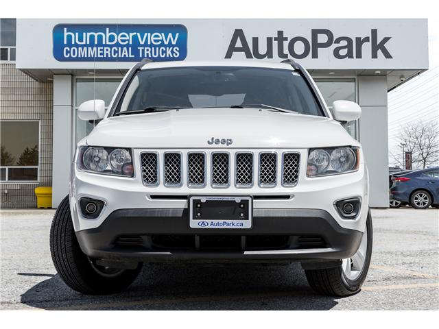 2017 Jeep Compass Sport/North (Stk: CTDR2410) in Mississauga - Image 2 of 20
