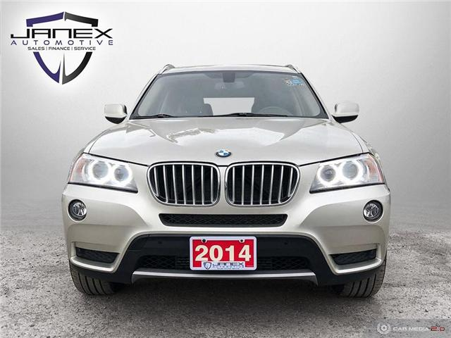 2014 BMW X3 xDrive35i (Stk: 19248) in Ottawa - Image 2 of 22