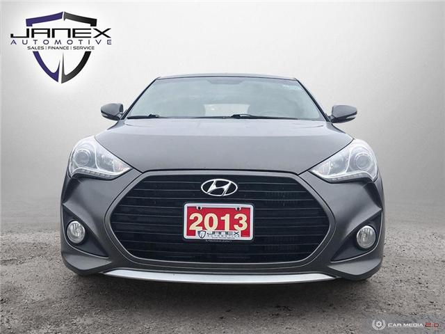 2013 Hyundai Veloster Turbo (Stk: 19194-A) in Ottawa - Image 2 of 24