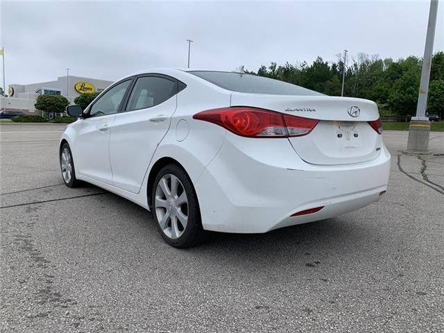 2013 Hyundai Elantra Limited (Stk: B19172-1) in Barrie - Image 2 of 6