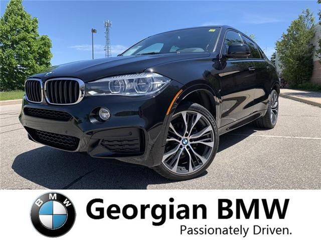 2018 BMW X6 xDrive35i (Stk: P1416) in Barrie - Image 1 of 20