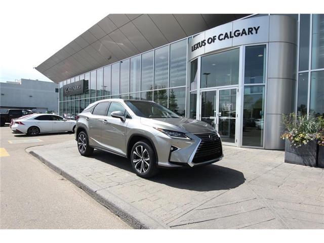 2019 Lexus RX 350 Base (Stk: 190608) in Calgary - Image 1 of 14
