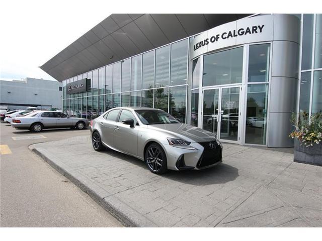 2019 Lexus IS 300 Base (Stk: 190604) in Calgary - Image 1 of 16