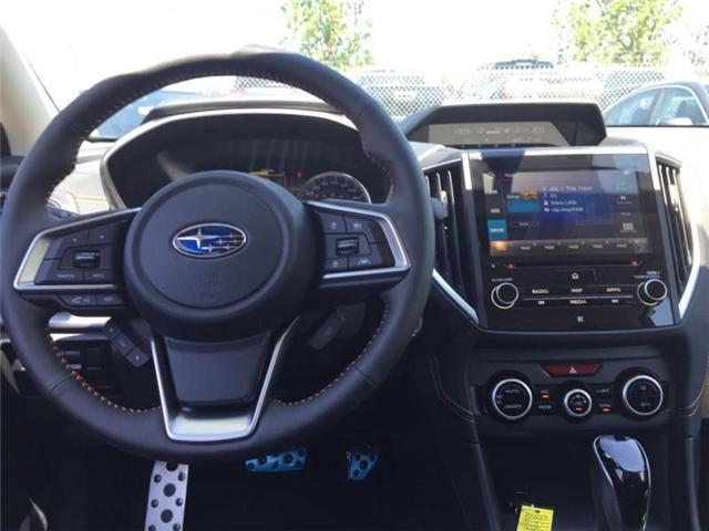2019 Subaru Crosstrek Limited CVT w/EyeSight Pkg (Stk: 32801) in RICHMOND HILL - Image 12 of 22
