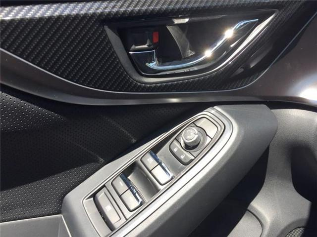 2019 Subaru Crosstrek Limited CVT w/EyeSight Pkg (Stk: 32801) in RICHMOND HILL - Image 21 of 22