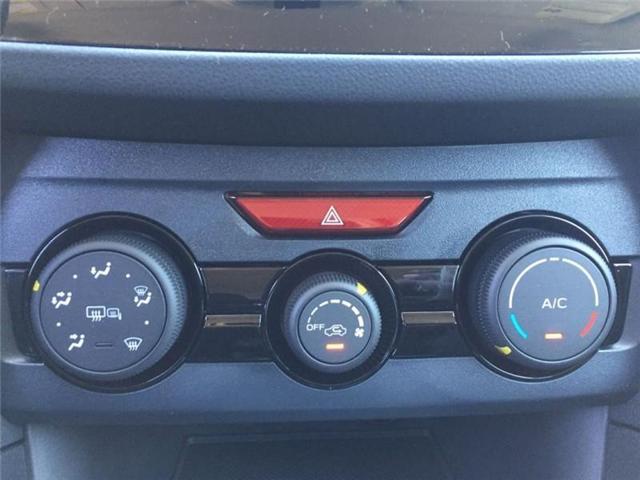2019 Subaru Crosstrek Convenience CVT (Stk: 32713) in RICHMOND HILL - Image 17 of 21