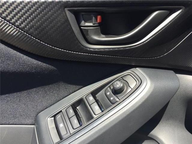 2019 Subaru Crosstrek Convenience CVT (Stk: 32713) in RICHMOND HILL - Image 19 of 21