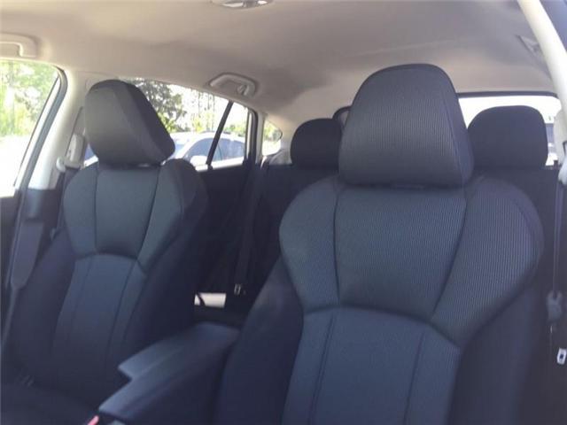 2019 Subaru Crosstrek Convenience CVT (Stk: 32713) in RICHMOND HILL - Image 20 of 21