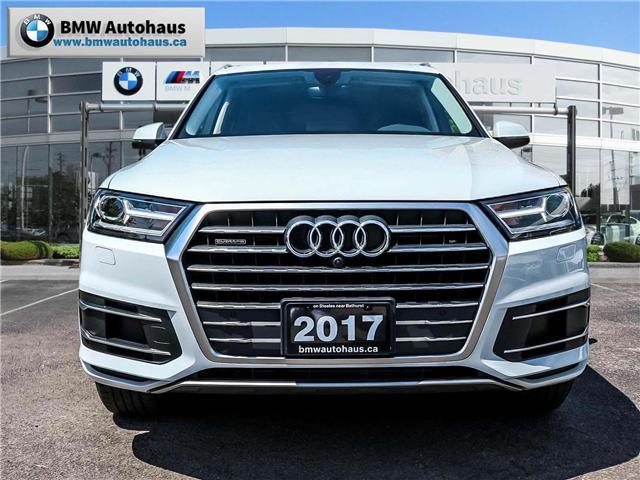 2017 Audi Q7 2.0T Progressiv (Stk: N19124A) in Thornhill - Image 2 of 34