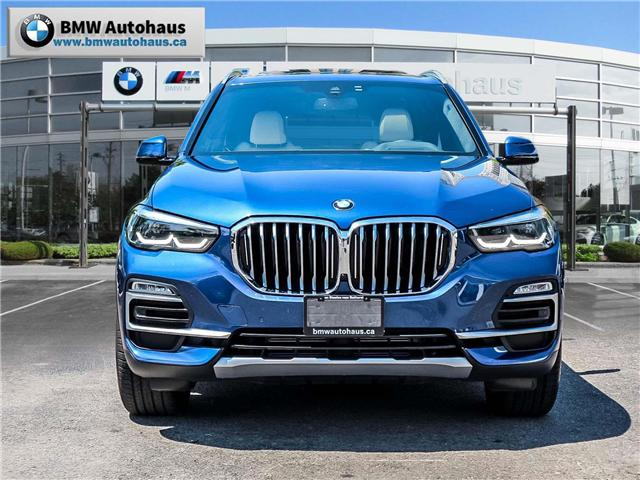 2019 BMW X5 xDrive40i (Stk: P8968) in Thornhill - Image 2 of 32
