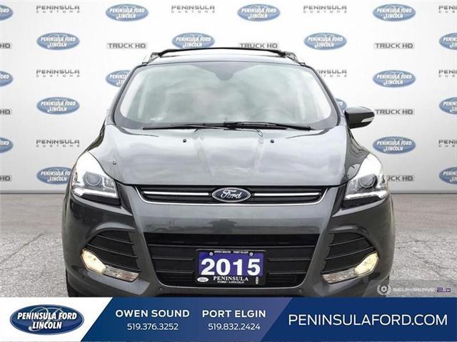 2015 Ford Escape Titanium (Stk: 19ES71A) in Owen Sound - Image 2 of 25