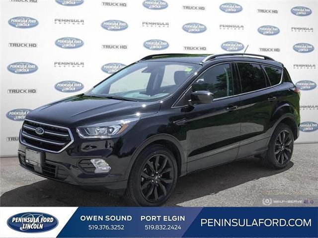 2018 Ford Escape SE (Stk: 1785) in Owen Sound - Image 1 of 25