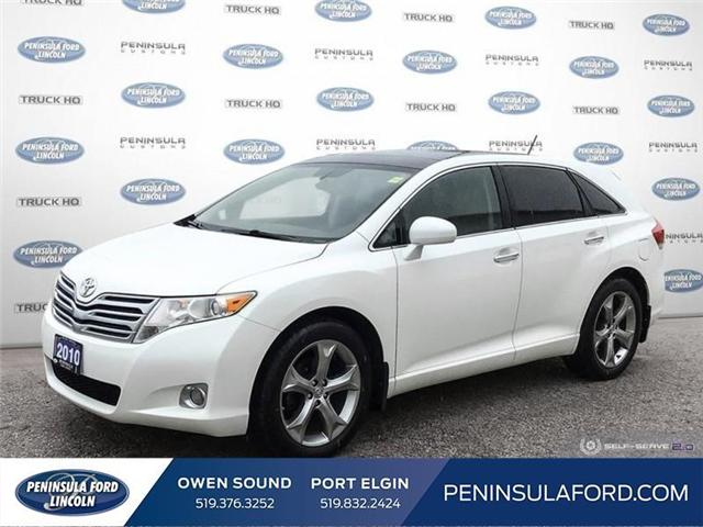 2010 Toyota Venza Base V6 (Stk: 1774A) in Owen Sound - Image 1 of 25