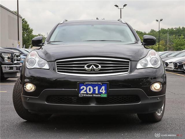 2014 Infiniti QX50 Journey (Stk: TR1248) in Windsor - Image 2 of 27