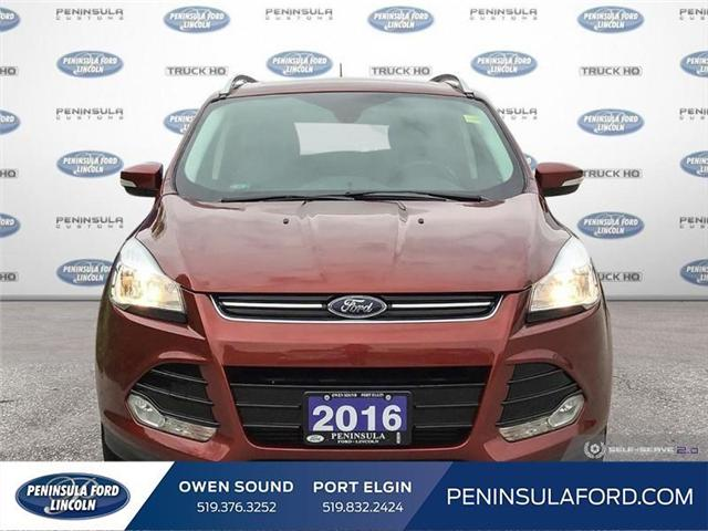 2016 Ford Escape Titanium (Stk: 1757A) in Owen Sound - Image 2 of 24
