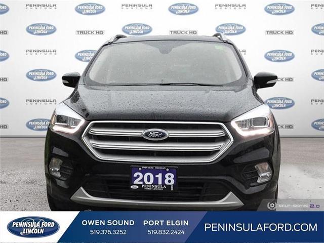 2018 Ford Escape Titanium (Stk: 1793) in Owen Sound - Image 2 of 24