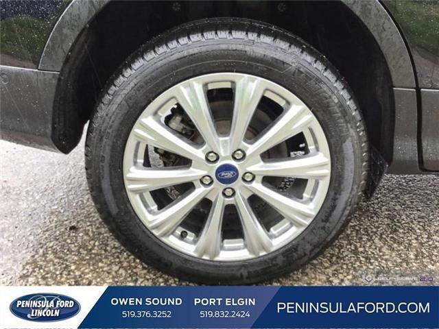 2018 Ford Escape Titanium (Stk: 1793) in Owen Sound - Image 6 of 24