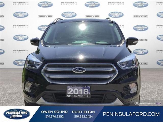 2018 Ford Escape Titanium (Stk: 1791) in Owen Sound - Image 2 of 24