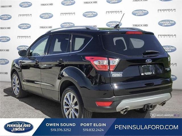 2018 Ford Escape Titanium (Stk: 1791) in Owen Sound - Image 4 of 24