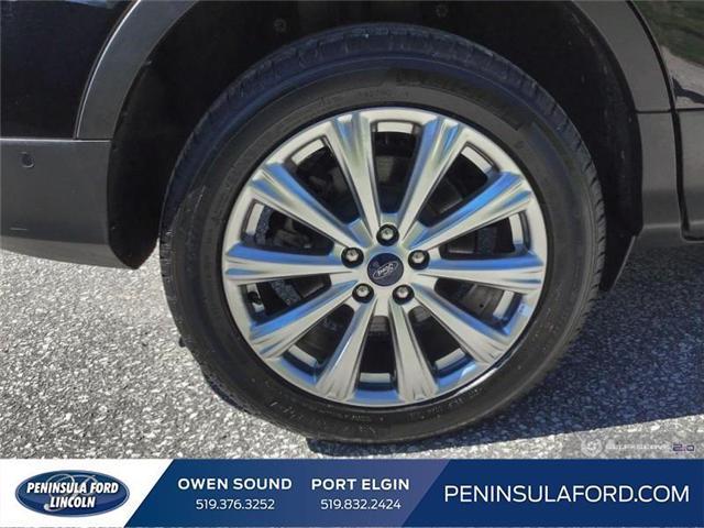 2018 Ford Escape Titanium (Stk: 1791) in Owen Sound - Image 6 of 24