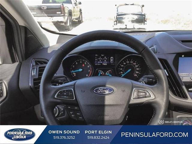 2018 Ford Escape Titanium (Stk: 1791) in Owen Sound - Image 13 of 24